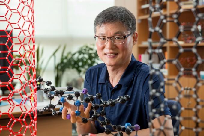 과학기술정보통신부와 한국연구재단이 주는 11월 '이달의 과학기술인상' 수상자로 선정된 백종범 울산과학기술원(UNIST) 에너지화학공학부 교수. 과학기술정보통신부 제공