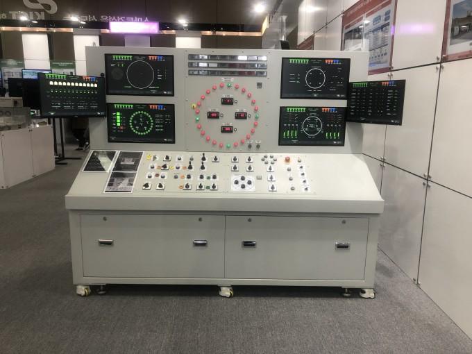 건설연이 개발한 TBM 시뮬레이터의 모습이다. 한국건설기술연구원 제공