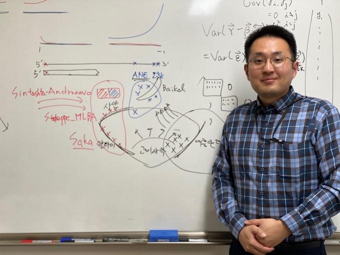 정충원 서울대 교수는 독일 막스플랑크, 몽골과학원 등과 공동으로 오늘날의 몽골 및 그 주변의 인골 DNA를 분석해 약 6600년 전 이후 인류집단 사이의 복잡한 관계를 밝혔다. 윤신영 기자