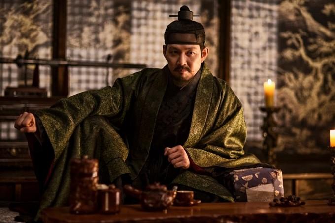 영화 ′관상′의 주요장면 캡쳐. 주피터필름