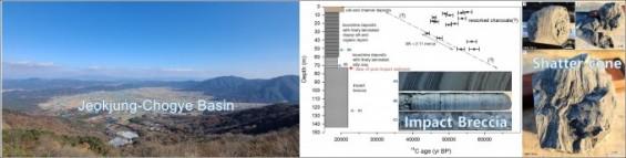 약 5만년전 경남 합천에 200m 운석이 떨어졌다…한반도 첫 충돌구 확인