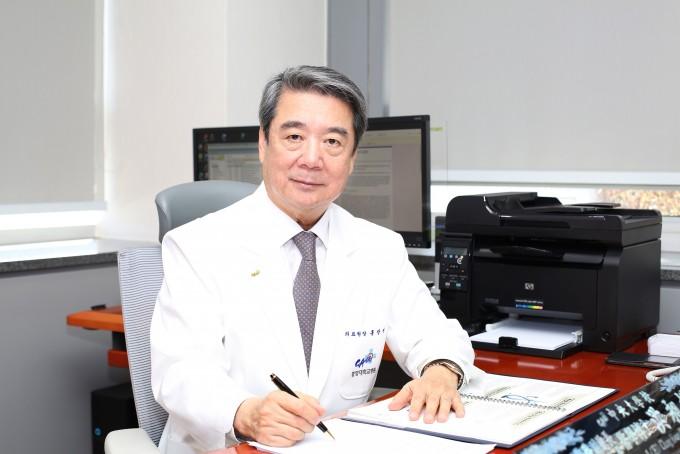 홍창권 중앙대의료원장. 중앙대의료원 제공