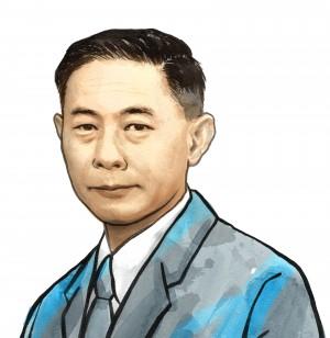 故국채표 중앙관상대 (전)대장. 한국의 기상학과 기상예보의 기반을 마련한 기상학자로, 한국에 맞는 태풍진로 예상법(국(鞠)의 방법)을 창안하여 국제적 명성을 얻었다.