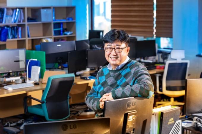이병훈 포스텍 전자전기공학과 교수. 동아사이언스