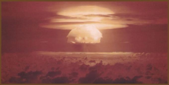 핵폭발 장면. 미국에너지부 제공