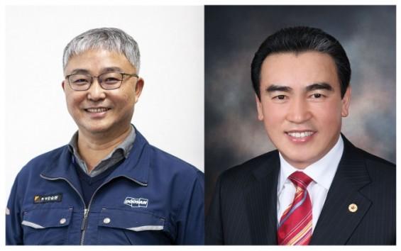 굴착기 부품 국산화·스테인리스강판 색처리 개발자들 대한민국 엔지니어상 수상