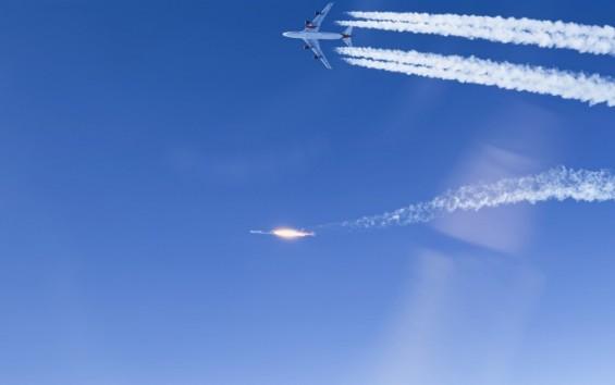 땅에서만 쏘란 법 있나…버진 오빗, 공중 로켓 발사 첫 성공