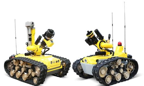 두산모빌리티이노베이션, 중국과 수소연료전지 로봇 공동 개발