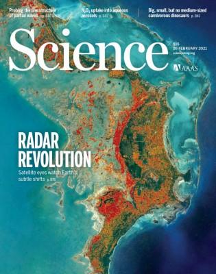 [표지로 읽는 과학]SAR 위성이 불러 올 '위성영상혁명'