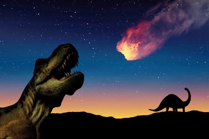 6600만 년 전 지구에 떨어지며 공룡을 멸종시킨 것으로 추정되는 소행성이 태양계 최외곽에서 날아왔다는 가설이 제기됐다. 픽사베이 제공