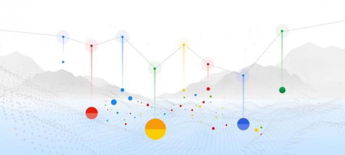 구글의 해저 광케이블을 이용해 케이블 주변에서 발생한 지진을 정확히 파악하는 기술이 개발됐다. 구글 블로그 캡처