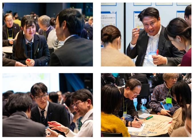 2020sus 3월 6일 도쿄에서 열린 디랩의 워크숍 장면. 도쿄공업대 제공