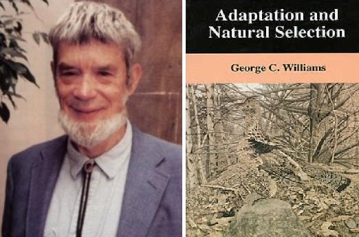 조지 C. 윌리엄스(1926~2010)와 그의 저작 《적응과 자연선택》
