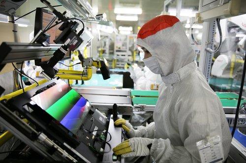 삼성디스플레이, 저전력 OLED 패널 오포 스마트폰에 공급
