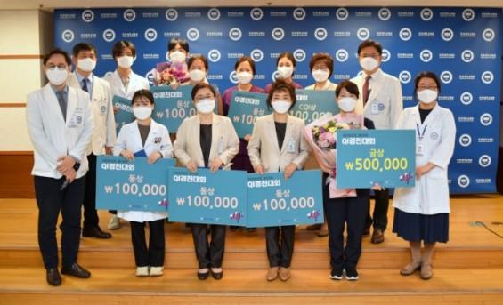 [의학바이오게시판] 한앙대병원 제19회 품질개선 경진대회 시상식 개최 外