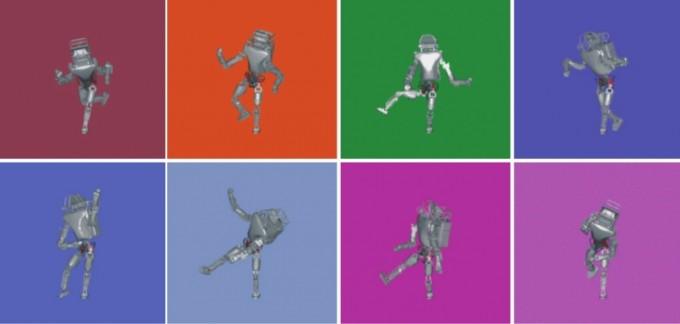 이동익 연구원은 서울대학교 로보틱스 연구실에서 로봇이 안전하게 움직일 수 있는 경로를 생성하는 연구를 했다. 로봇의 움직임을 제어하기 위해 몸체의 어느 부위에 어떻게, 얼마나 힘을 줘야 하는지 이해하기 위해서다. 이동익 제공