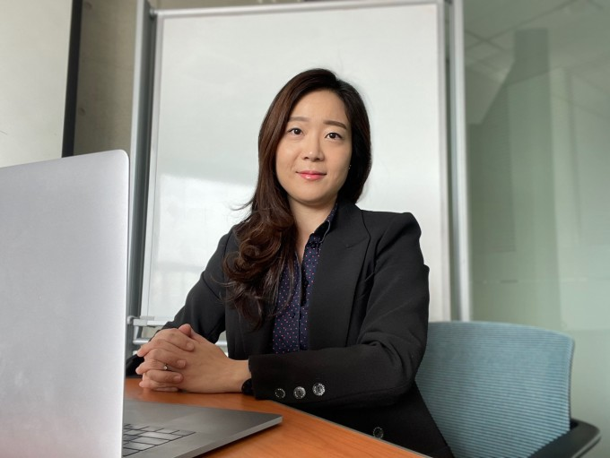 올해 7월 대구경북과학기술원(DGIST)에 부임하는 송진영 박사. 송진영 제공