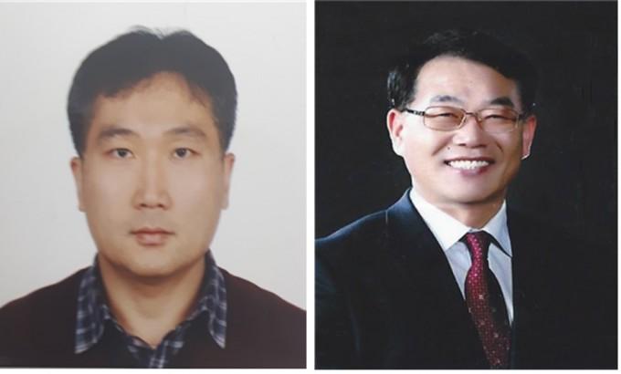 배상준 LS전선 수석연구원(왼쪽)과 박술목 참길 연구소장이 대한민국 엔지니어상 올해 3월 수상자로 선정됐다. 과학기술정보통신부 제공