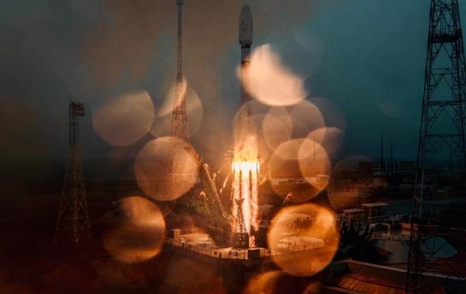 22일 차세대중형위성 1호가 바이코누르 우주센터에 러시아 JSC 글라브코스모스사의 소유즈 2.1a 발사체에 실려 발사됐다. GK Launch Services 공식 트위터 캡쳐