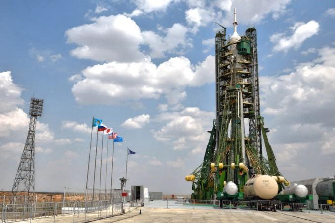 악셀글로브 위성 4기가 오는 20일 카자흐스탄 바이코누르 우주기지에서 발사된다. 악셀스페이스 제공