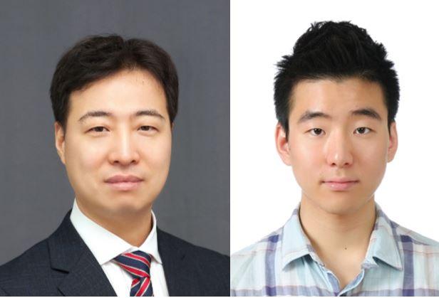 박윤석(왼쪽)·류한준(오른쪽) 미국 노스웨스턴대 신경외과 박사후연구원. 박윤석·류한준 제공