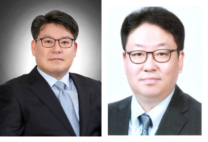 정대열 수석엔지니어와 한승용 서울대 교수. 한국공학한림원 제공.