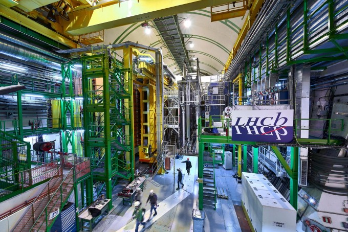 CERN 제공