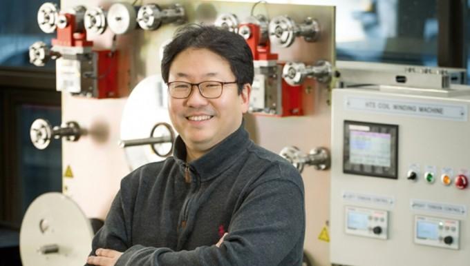 한승용 서울대 전기정보공학부 교수. 과학동아DB