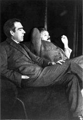 1925년의 아인슈타인. 위키미디어 제공