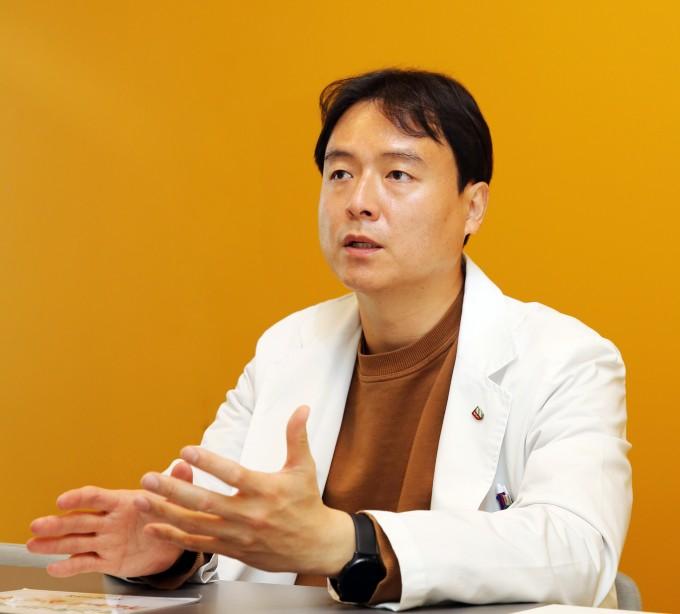 장기모 고려대 안암병원 정형외과 교수. 고려대 안암병원 제공