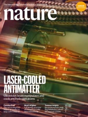 [표지로 읽는 과학] 페닝트랩·레이저 냉각기술로 반물질 비밀 밝힌다
