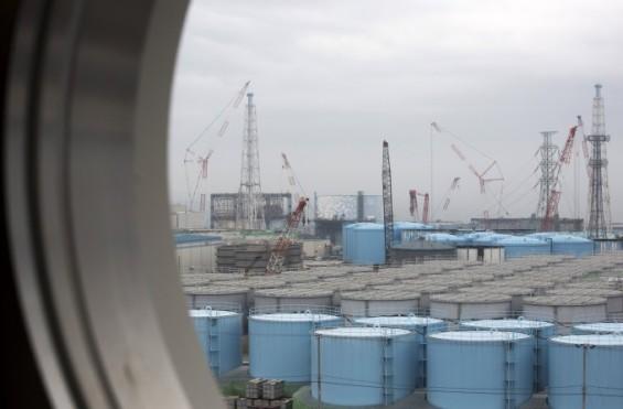 일본 정부, 후쿠시마 오염수 해양방류 결정