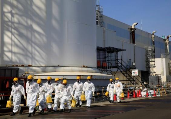 해양방류앞 후쿠시마 삼중수소…유전자변형·생식기능저하 우려