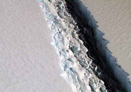 지구 온난화 지속하면 댐 역할 남극 빙붕 3분의 1 이상 사라져