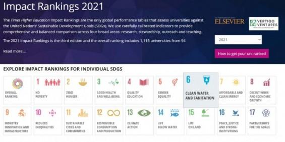 SDG 전 세계 어떤 대학이 잘 이행했을까