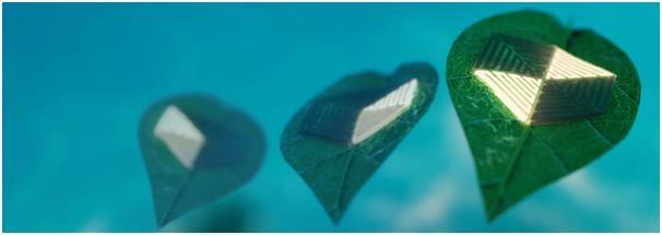 물속 나뭇잎처럼 자유롭게 헤엄치고 대피소 텐트도 뚝딱…종이접기 기술의 진화
