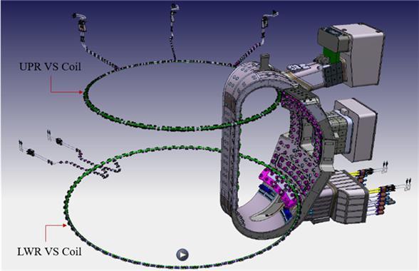 국제핵융합실험로(ITER)에 들어가는 수직 안정화 코일 제작사업을 비츠로테크가 수주했다. 비츠로테크 제공