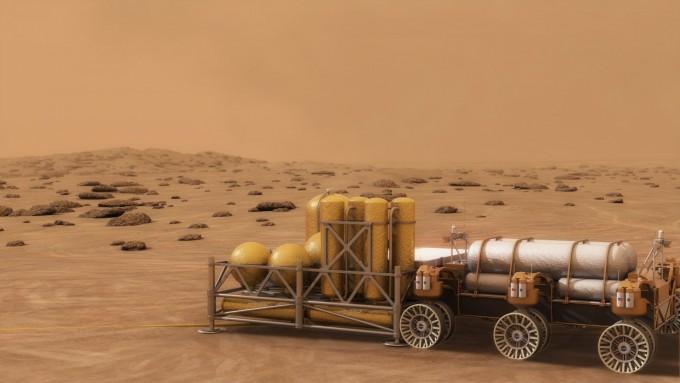 핵미사일 1만 개 터뜨리면 화성 온도 올라갈까…화성 테라포밍 기술의 현재