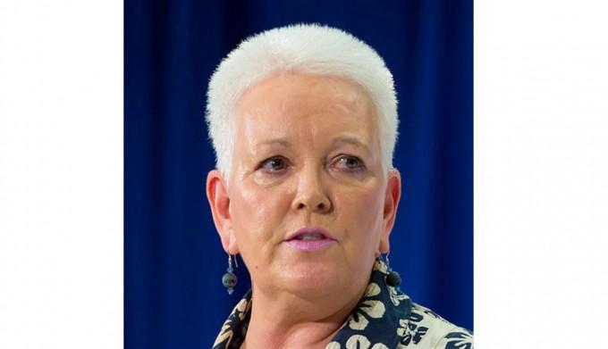 미국 백신외교 책임자에 임명된 게일 스미스 전 미국 국제개발처(USAID) 처장. 원캠페인 제공