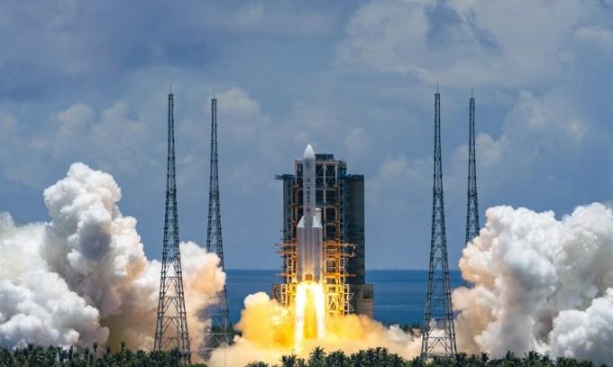 中, 29일 독자 우주정거장 모듈 첫 발사…세계 우주 개발 재편 신호탄 되나