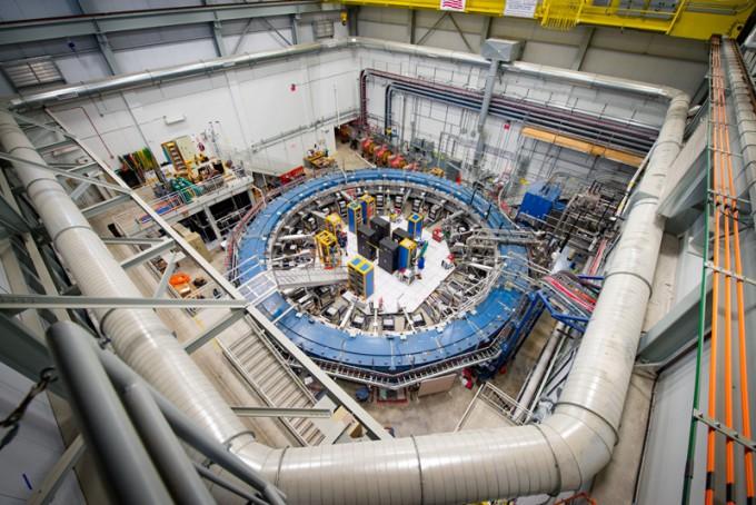 美 페르미랩 실험에서 새 입자 존재 가능성 첫 확인...표준모형 흔들린다