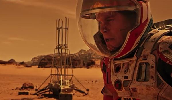 화성에서 이산화탄소로 산소 만들었다…영화 '마션' 현실화하나