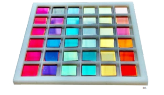 구리를 360가지 색으로 알록달록하게 만드는 법