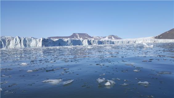 마지막 북극 빙하, 사라지기 전 두 차례 멈추고 확장했다
