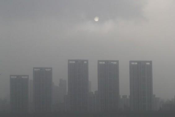 황사 9일 오전까지 영향 전국 대부분 미세먼지 '매우 나쁨'