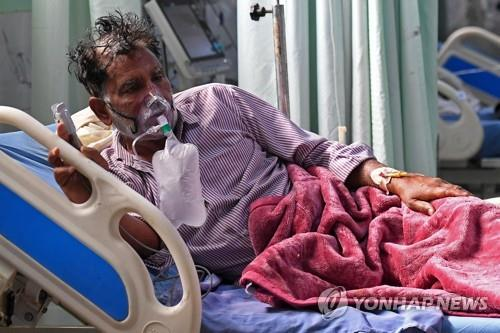 실명에 사망까지…인도 코로나 환자에 곰팡이균 감염 비상
