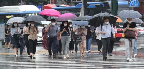일본 65년만에 가장 이른 장마…한국도 장마 일찍 올까
