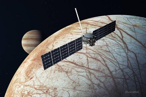 목성 위성 '유로파' 해저화산 활동 있을만큼 내부 뜨겁다