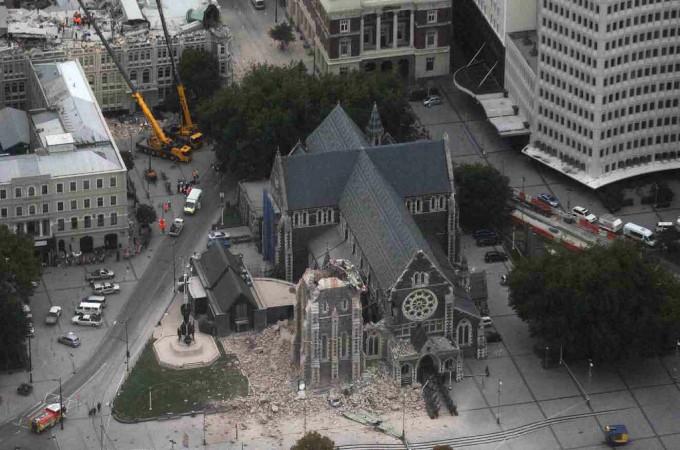 지진보다 빠른 스마트폰 경보 네트워크 뜬다…구글 뉴질랜드·그리스에 시범도입