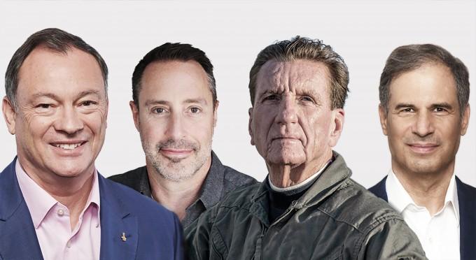 미국 우주 관광 스타트업 엑시옴 스페이스도 국제우주정거장(ISS)에 민간 우주인을 보내는 우주 여행 상품을 판매하고 있다. 내년 1월 국제우주정거장(ISS)에 우주 여행을 떠날 'Ax-1'의 탑승객 4명. 미국항공우주국(NASA) 우주인 출신으로 사령관 역할을 할 마이클 로페즈-알레그리아(맨 왼쪽)를 제외하면 나머지 3명은 순수 민간인 탑승객이다. 액시옴 스페이스 제공